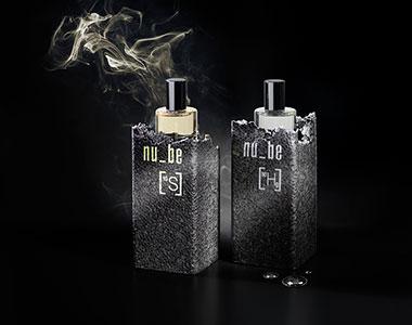Sulphur e Mercury. Due nuove fragranze entrano nella tavola periodica di nu_be