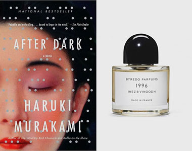 1996 (Byredo) incontra After Dark (Haruki Murakami)