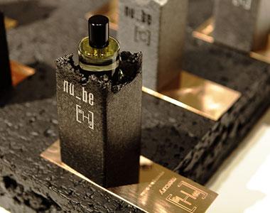 Mercury ~ nu_be (Perfume Review)