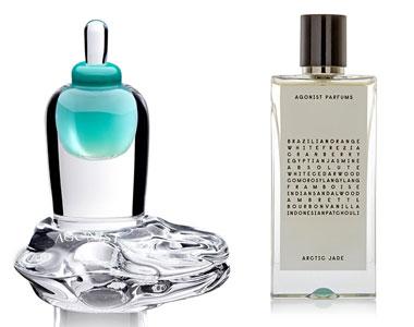 Arctic Jade ~ Agonist (Perfume Review)