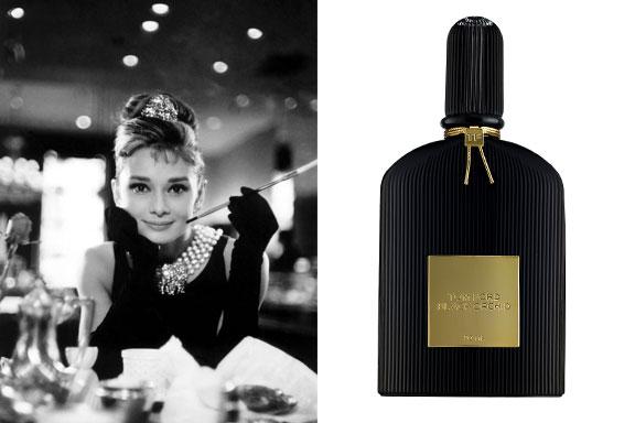 Una piccola orchidea nera di nome Audrey. Black Orchid, Tom Ford