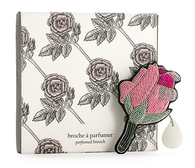 Diptyque Roses Spilla