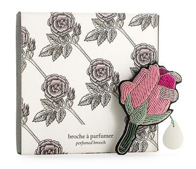 Diptyque Roses Spilla