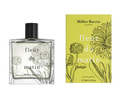 Fleur du Matin. La primavera di Miller Harris ha il profumo del mattino