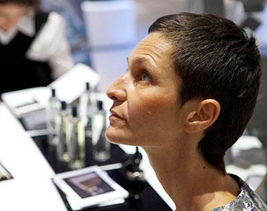 Francesca Gotti. Ritratto di una visual designer prestata al mondo del profumo