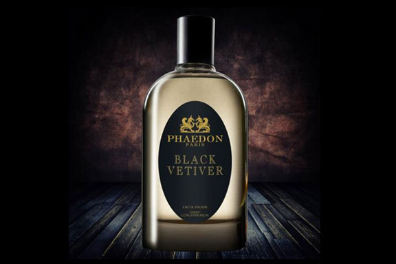 Black Vetiver ~ Phaedon (Perfume Review)
