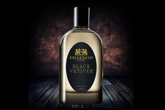 Black Vetiver ~ Phaedon (Perfume Review)