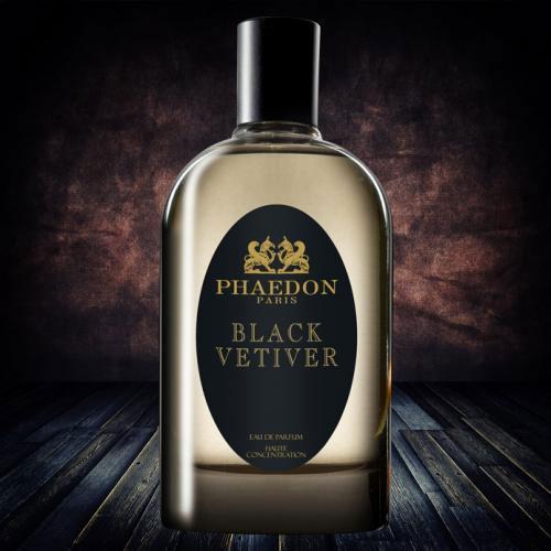Black Vetiver
