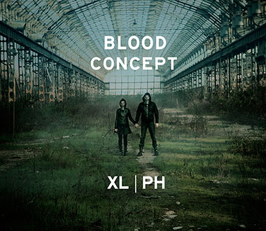 XL e PH. Blood in Wood Concept
