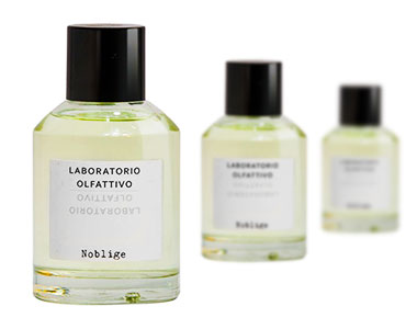 Noblige ~ Laboratorio Olfattivo (Perfume Review)