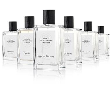 Le Cercle des Parfumeurs Createurs. Metti sei nasi di successo in un cerchio magico