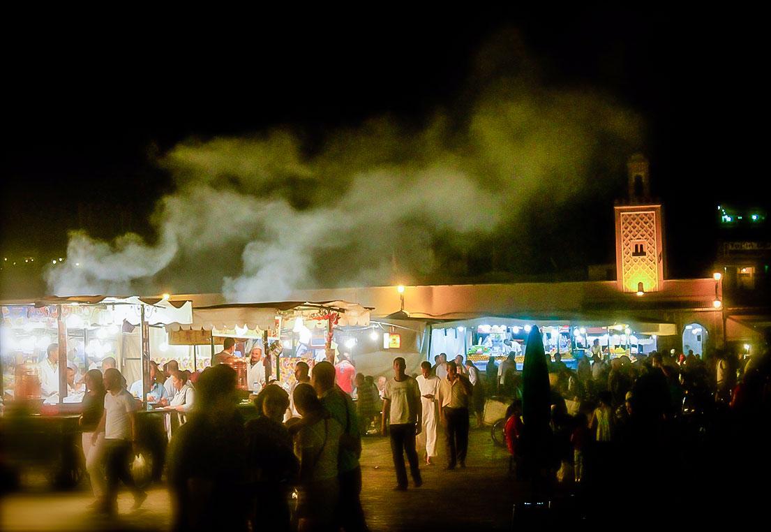 marocco notte
