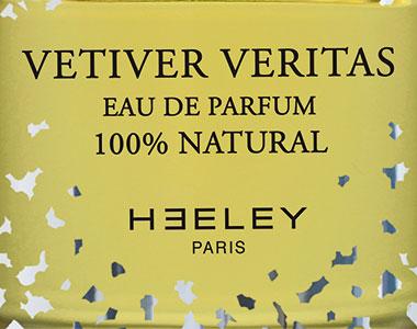 Vetiver Veritas. Il nuovo profumo di Heeley svela la vera bellezza del vetiver
