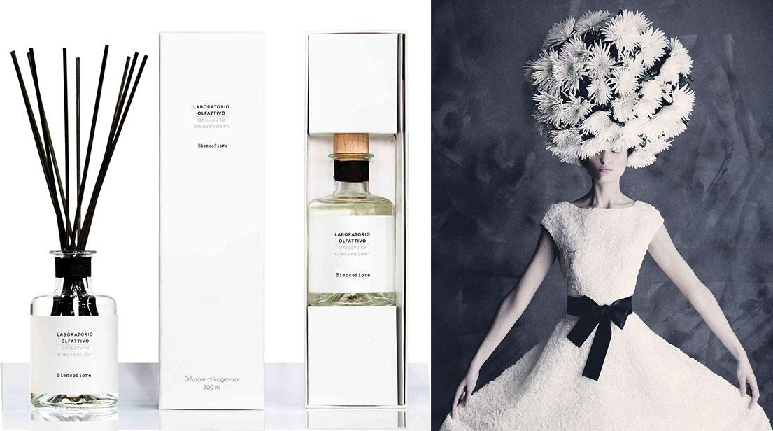 laboratorio olfattivo biancofiore