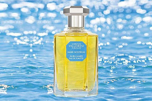 Aura Maris ~ Lorenzo Villoresi (Perfume Review)