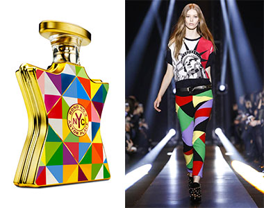 Scent in Vogue #1 Astor Place Bond No 9, Fausto Puglisi A/I 2014-2015