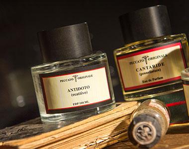 Antidoto (reattivo). La nuova prescrizione in fragranza di Peccato Originale