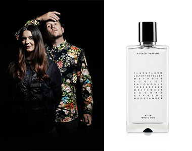 N° 10 White Oud. Un ossimoro aromatico per la decima fragranza firmata Agonist