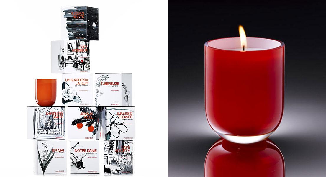 candele di natale frederic malle