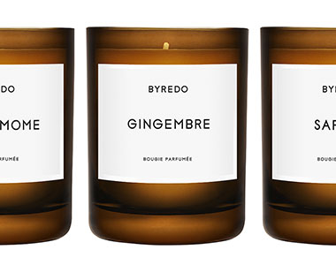 Amber Holiday Collection. Il Natale a casa Byredo profuma di spezie