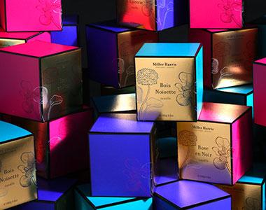Chromatic Trilogy. Il Natale di Miller Harris esplode di colore