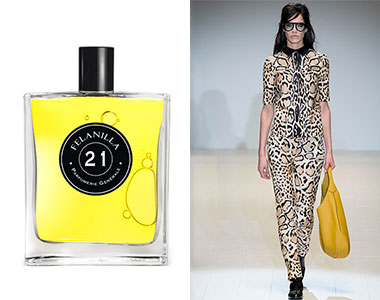 Scent in Vogue #3 PG 21 Felanilla Parfumerie Generale, Gucci A/I 2014-2015