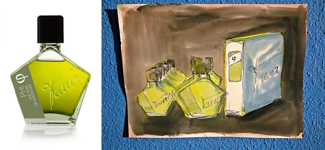 phi tauer perfumes