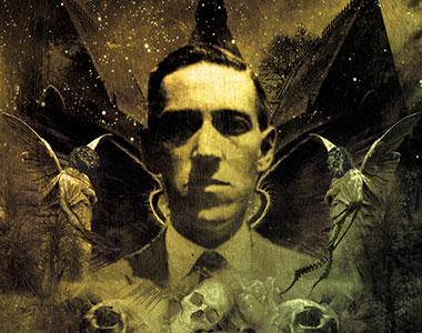 Rien Intense Incense (Etàt Libre d'Orange) negli incubi di Howard Phillips Lovecraft
