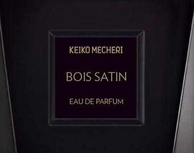 Bois Satin ~ Keiko Mecheri (Perfume Review)