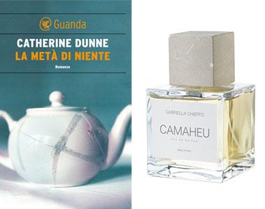 Camaheu (Gabriella Chieffo) incontra La Metà di Niente (Catherine Dunne)