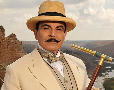 Private Label (Jovoy) incontra Hercule Poirot sul Nilo (Agatha Christie)