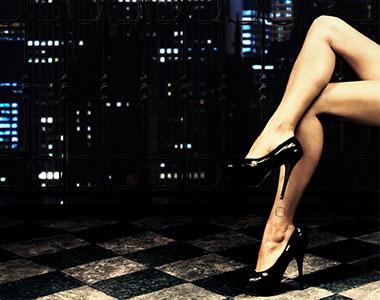 Stilettos on Lex ~ Jul et Mad (Perfume Review)