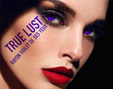 True Lust Rayon Violet De Ses Yeux. Non un profumo ma un blend per Etàt Libre d'Orange