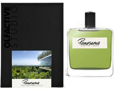 Panorama. Un profumo verdeggiante per Olfactive Studio