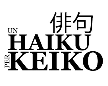 Un Haiku per Keiko Giveaway. I nomi dei vincitori…