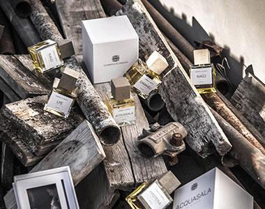 A Esxence 2015 l'energia emozionale delle fragranze firmate Gabriella Chieffo diventa guerrilla teatrale