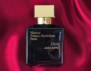 Oud Satin Mood. Maison Francis Kurkdjian presenta un nuovo profumo-tessuto sul filo dell'oud