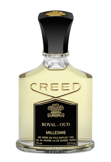 royal oud creed recensione