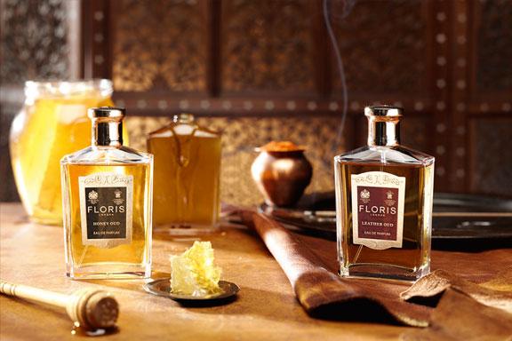 Leather Oud e Honey Oud. Arriva in Italia l'oud di Floris