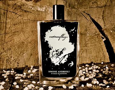 Camouflage ~ Simone Andreoli Diario Olfattivo (Perfume Review)