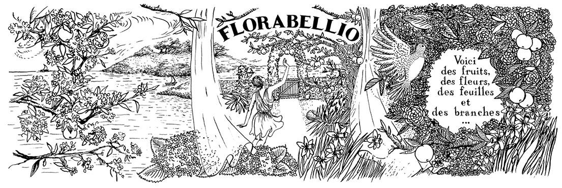 illustrazione florabellio