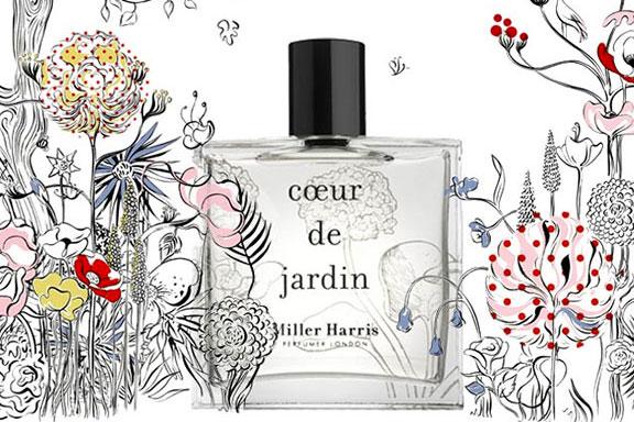 Cassis en Feuille, Coeur de Jardin, Poirier d'un Soir. Le Jardin d'Enfance di Miller Harris