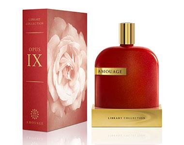 Opus IX. L'odore invisibile della camelia domina la nuova fragranza Amouage