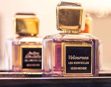 Velourosa, Grand' Soirée e Bohémes. Les Merveilles e l'esprit couture di Keiko Mecheri