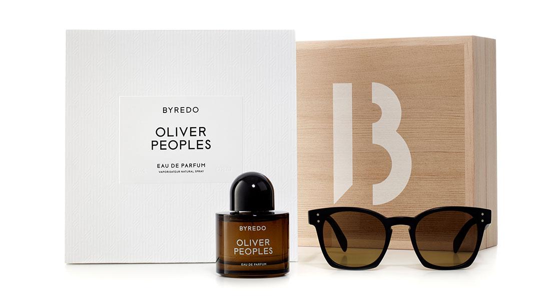 oliver peoples occhiali byredo