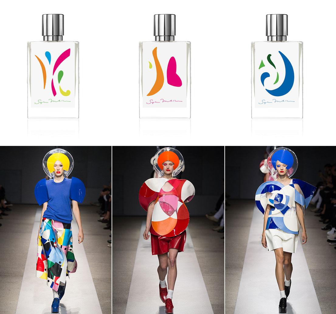 Sophie Matisse Art Edition Kilian, Junya Watanabe P/E 2015. Crediti Style.com