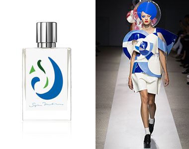Scent in Vogue #8 Sophie Matisse Art Edition by Kilian, Junya Watanabe P/E 2015