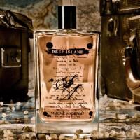 Deep Island ~ Simone Andreoli Diario Olfattivo (Perfume Review)