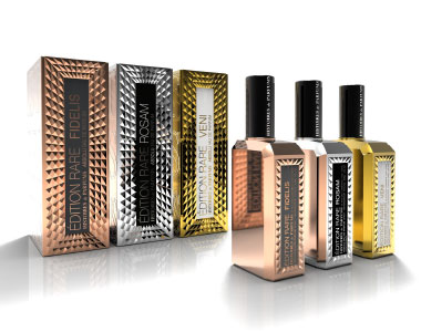 Fidelis. Il profumo ad alta fedeltà di Histoires de Parfums