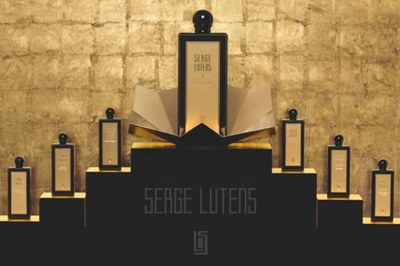 Section d'Or. Il lusso di oltrepassare il limite secondo Serge Lutens